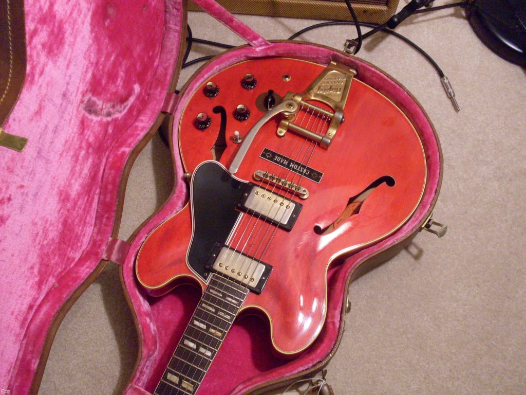 Bigsby 345's had a tough year. That makes them the great bargain going forward. PAF guitars for under $10K WooHoo.