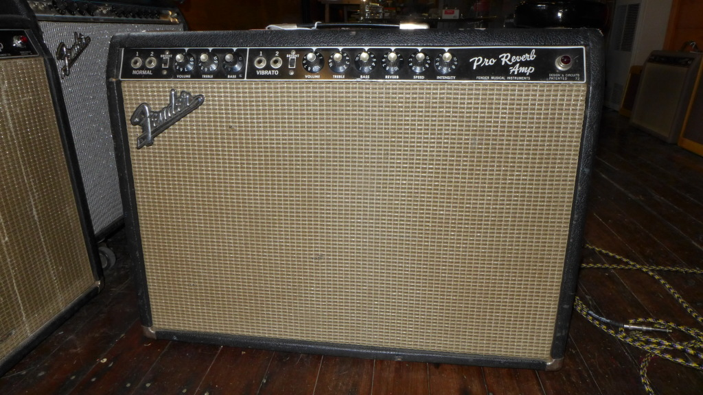 Best BF Fender in the house. This mostly original Pro reverb just kills. See the full description on Gbase. $2000