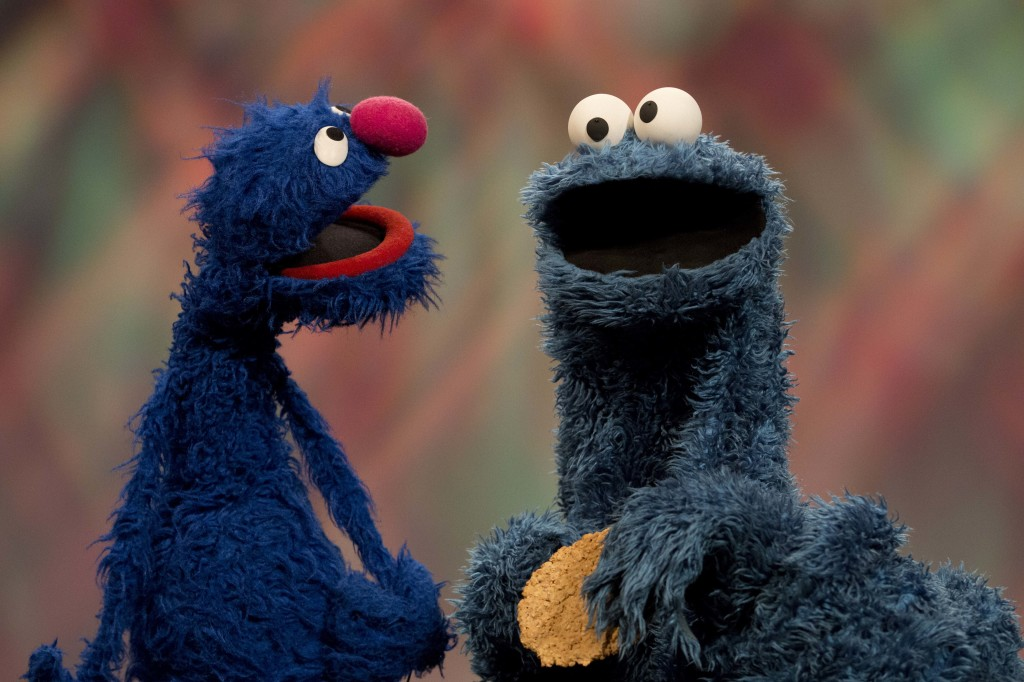 I did a Google search for Grover CEO and got this pair. Mr. Mt Grover is on the left and his slightly weirder brother, Cookie Monster, is on the right. He was the CFO if I'm not mistaken.